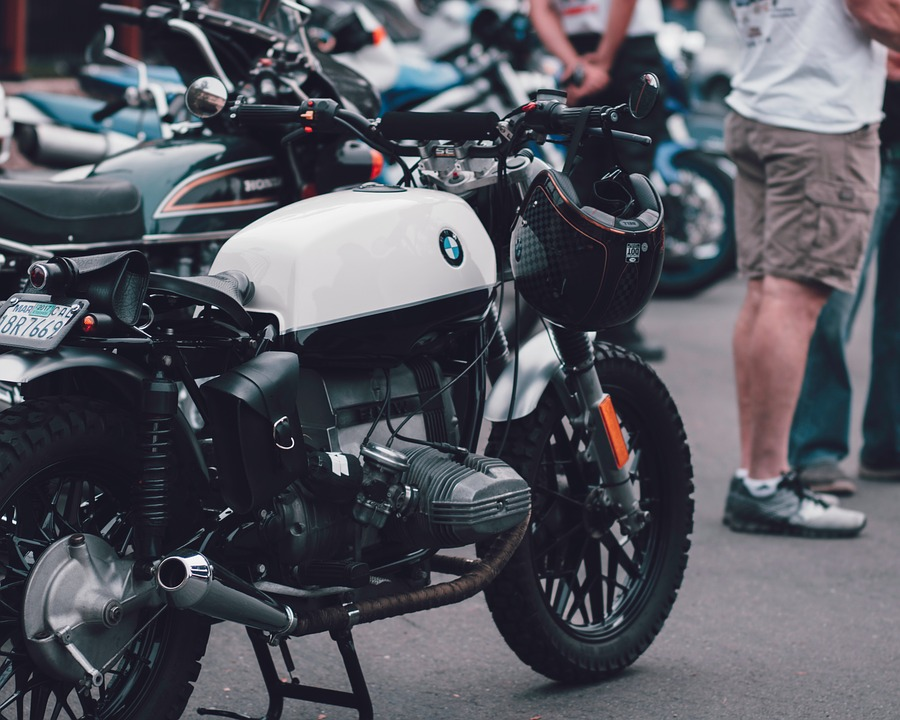 Motorcycle Motor Bmw Free Photo On Pixabay