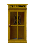 phone booth, call, phone
