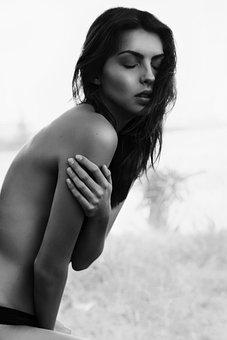 People, Girl, Alone, Beauty, Sexy, Model