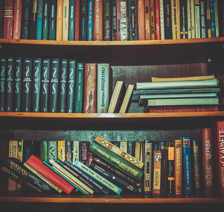 Books Shelf School Free Photo On Pixabay