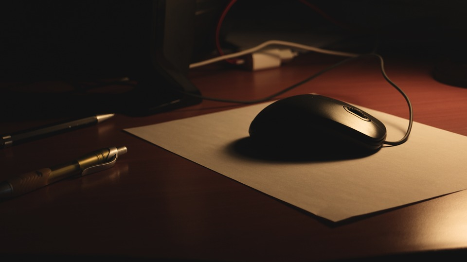 Work Desk Office Mouse Pad Table Pen Desktop