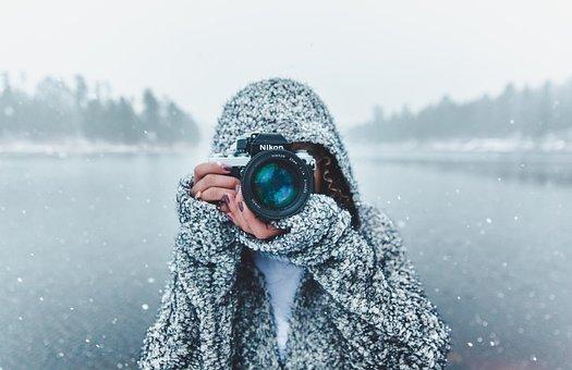 Fotografia ślubna zimą