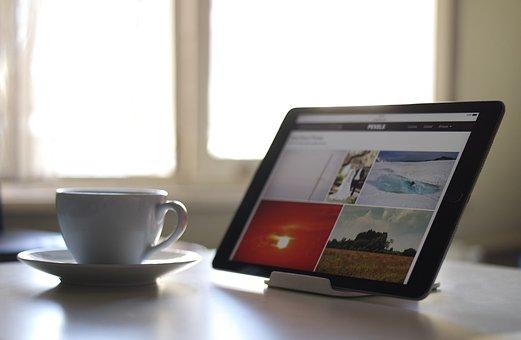 Ipad, Tablet, Gadget, Modern, Teknologi