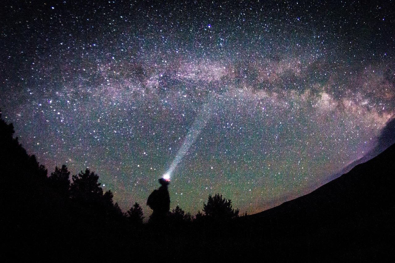 Астрономия звездное небо картинки