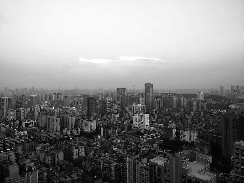 92 Gambar Kota Keren Hitam Putih Terbaik