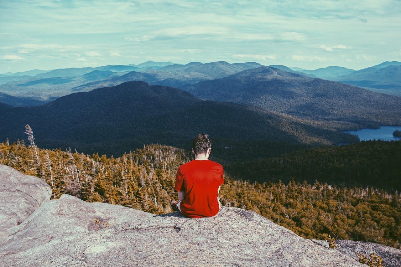руброфитию картинки с горами и людьми меня коллекции