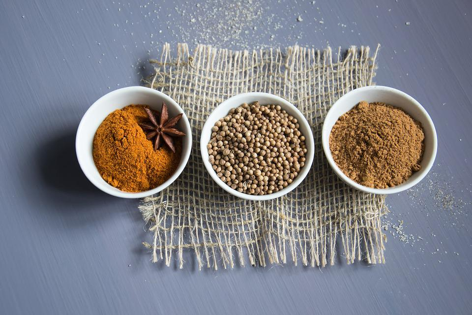 Spezie, Cucina, Ingredienti, Cibo, Preparazione