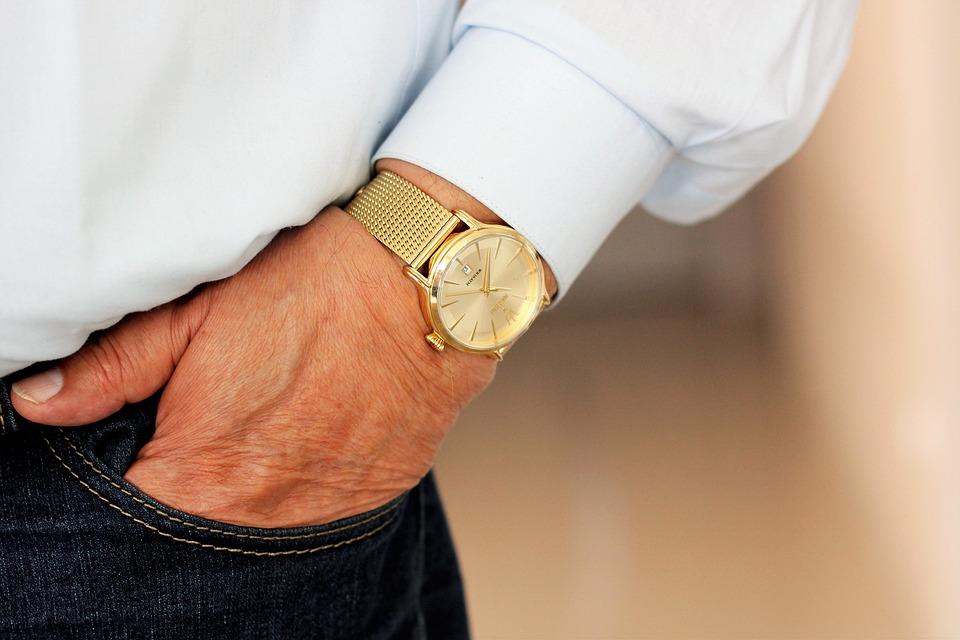 bcbeae0b3423 Reloj La Mano Muñeca - Foto gratis en Pixabay