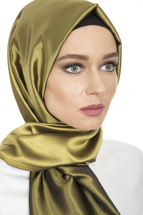 Frau Mode Islam Kostenloses Foto Auf Pixabay