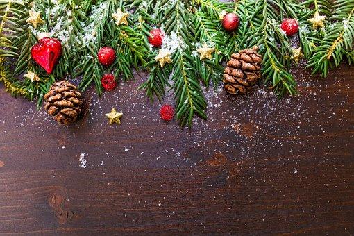 Christmas Ornament, Ball, Star, Glitters