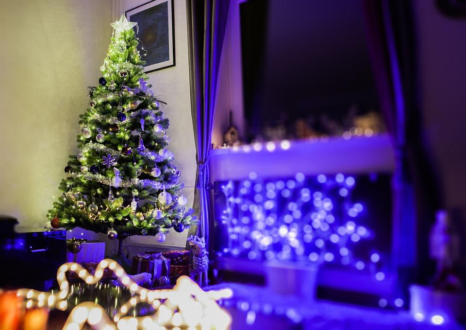 Decorazioni Albero Di Natale Blu : Decorazioni e alberi di natale prezzi su daasy pagina