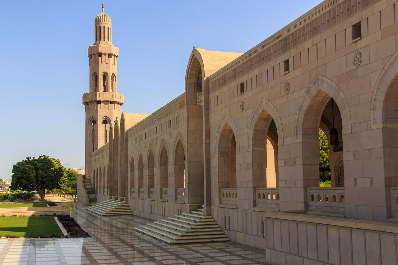 пожилого человека мечеть в омане фото древние рабочий