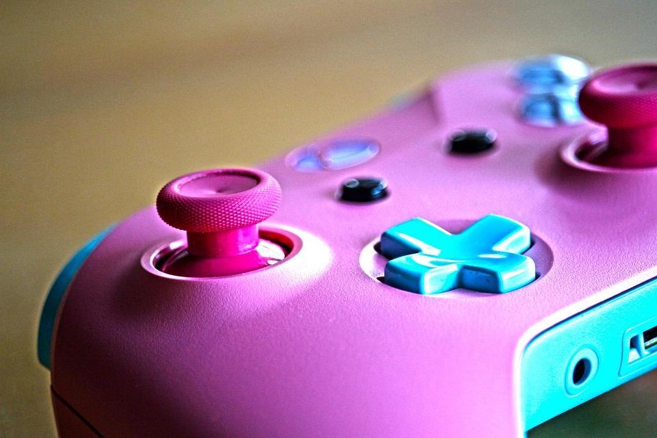 Xbox, Controller, Steuerung, Gamepad, Konsole