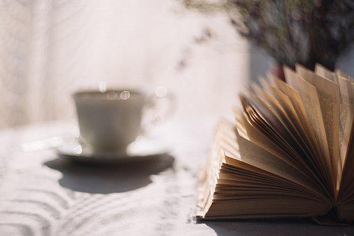 Book, Novel, Reading, Tea