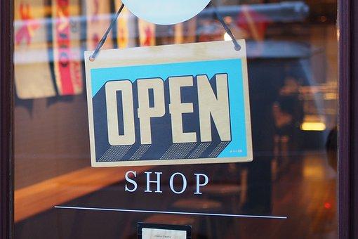 Shop, Store, Open, Shopping, Retail