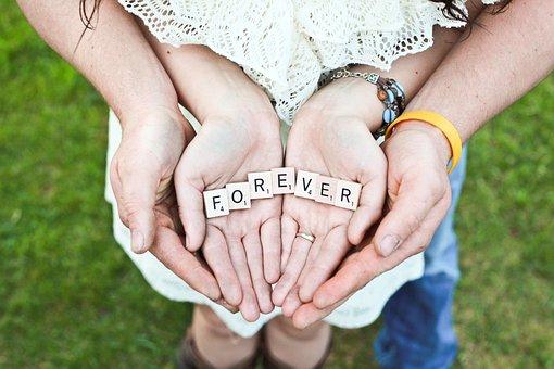 Per Sempre, Mani, Amore, Coppia