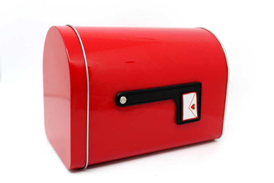 Boite Aux Lettres Rouge Courrier Photo Gratuite Sur Pixabay
