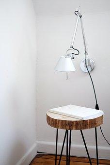 Still, Items, Things, Chair, Desk