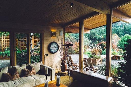 House, Home, Residence, Interior, Living