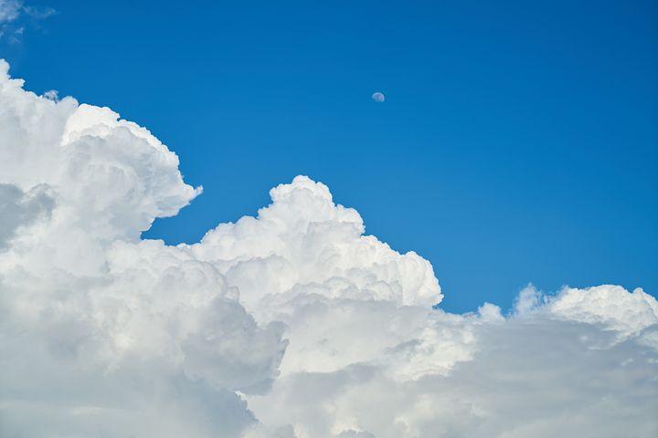 картинки мелкие облака что