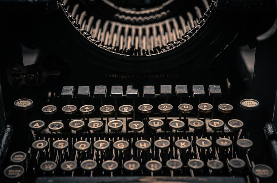 Model Tahun Mesin Ketik Surat Foto Gratis Di Pixabay