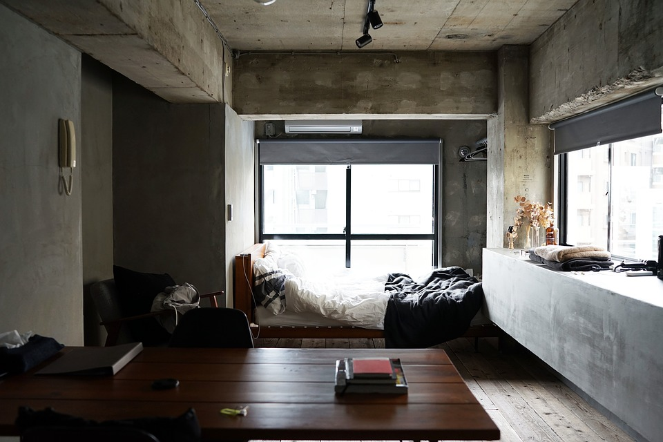 House, Home, Residence, Interior, Bedroom, Bed, Work