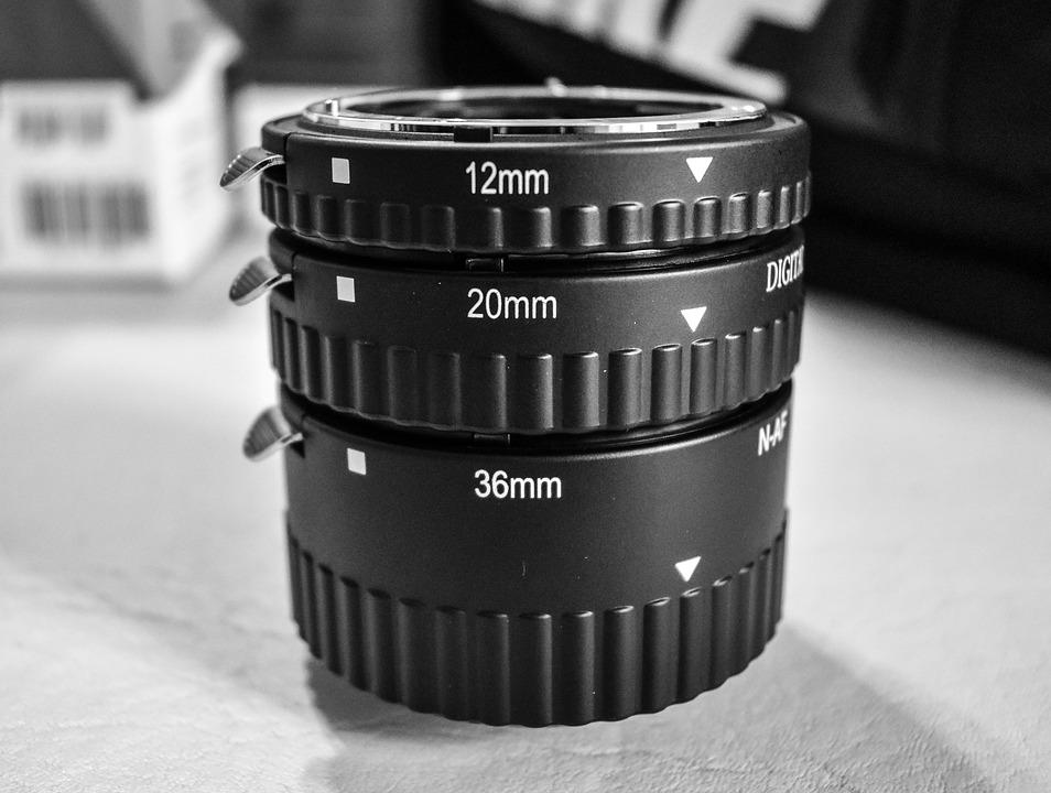 Extension Tube, Increase, Zoom, Optics