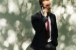 beard, business, calling