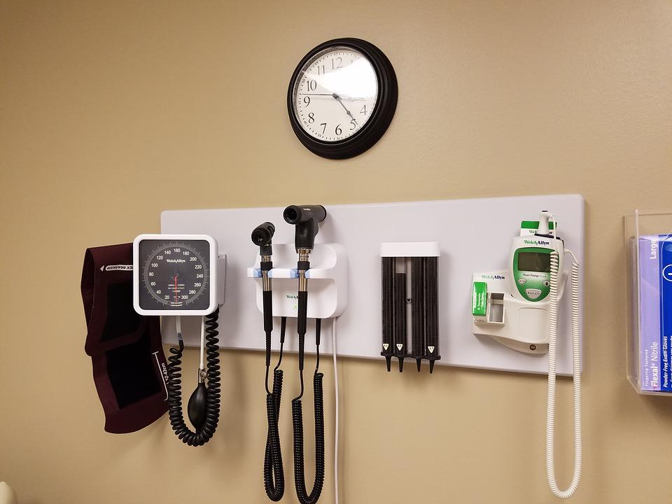 Doctors Office, Checkup, Medical, Healthcare, Health