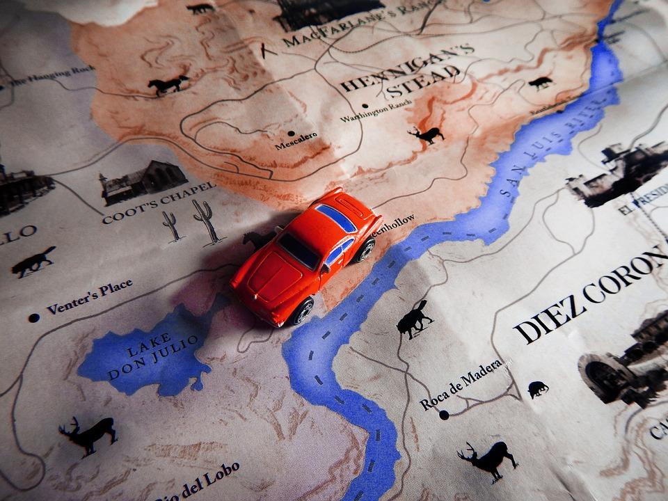 Don Auto World >> Matkustaminen Kartta Lelu Ilmainen Valokuva Pixabayssa