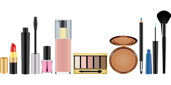 Cosmetics, The Make Up, Woman, Makeup