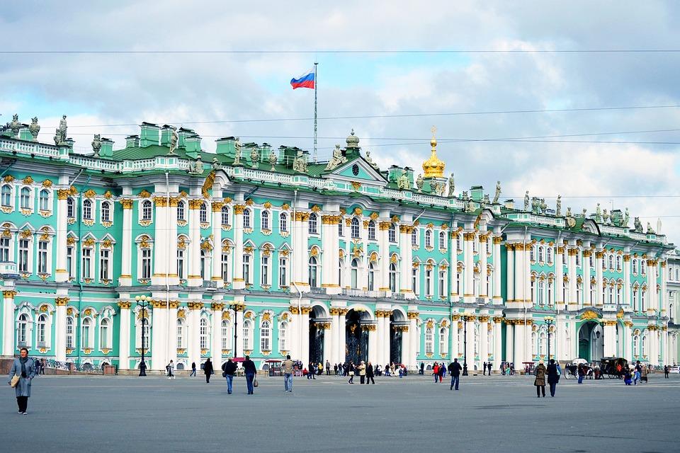Hermitage, St Petersburg, S, Petersburg, Russia, Palace