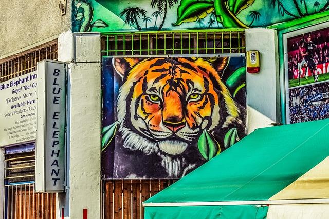 Download 98+ Gambar Grafiti Harimau Terbaik