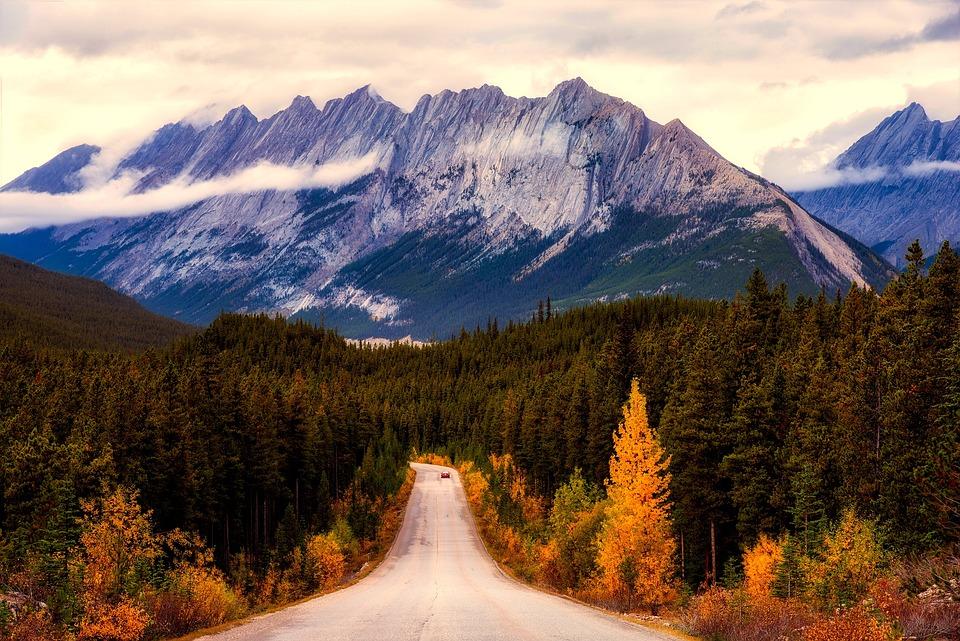 Kanada Landschaft Berge Kostenloses Foto Auf Pixabay