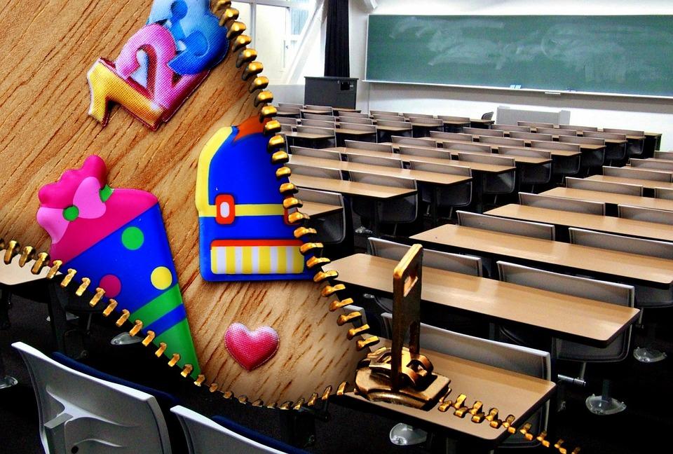 Powrót Do Szkoły, Schulbeginn, Koniec Wakacji