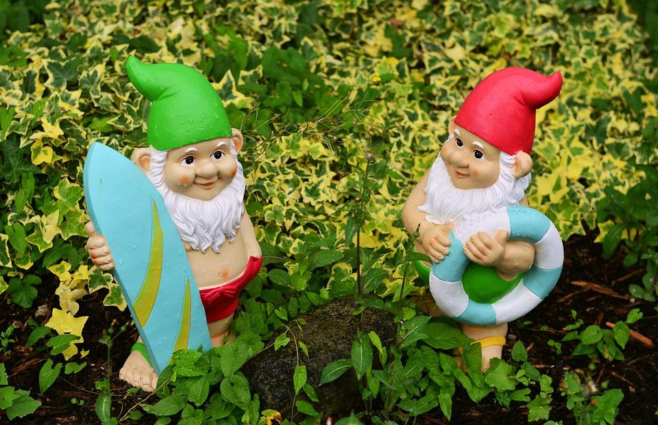 Delicieux Garden Gnomes Garden Figures Dwarf Funny Imp