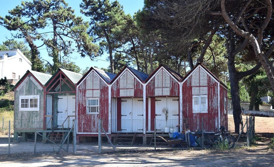 Casas de madera en portugal casas de madera fresno vrije - Casas de madera en portugal ...