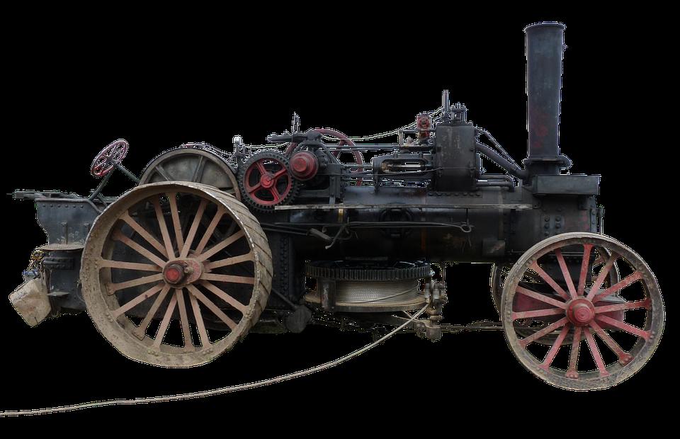 Snow Plough Car >> Steam Plow Plough Engine · Free photo on Pixabay
