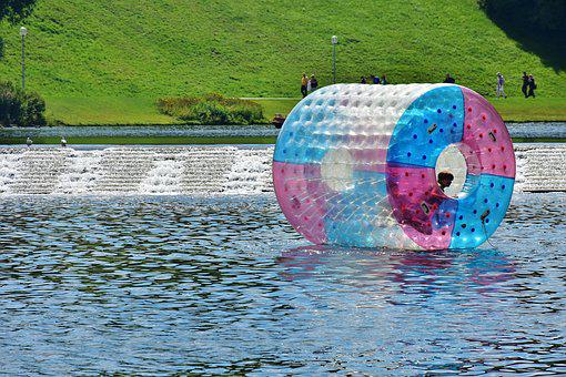 Water Roller, Water, Sport, Water Sports