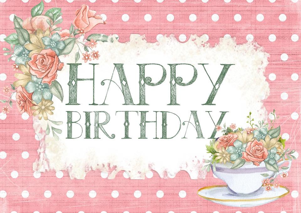 Happy birthday greeting free image on pixabay happy birthday greeting celebrate feminine mother m4hsunfo