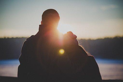 Couple, People, Love, Romance, Romantic