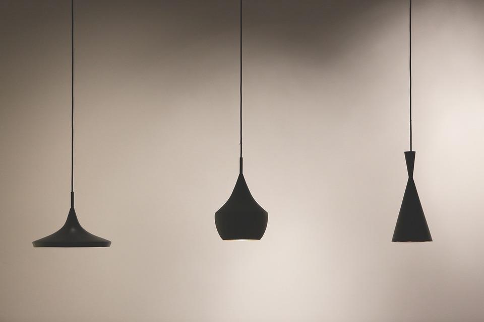 Luzes, Abajures, Design