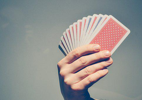 Cards, Hands, Poker, Gambling, Casino