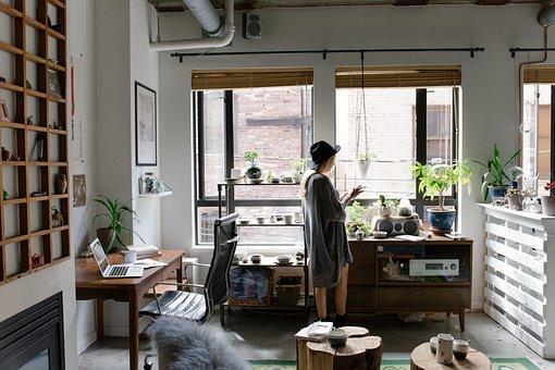 Home, Dentro De Casa, Decoração, Design