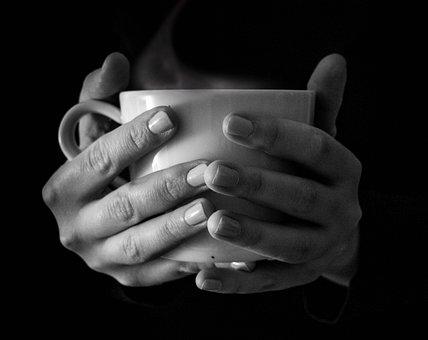 Cup, Mug, Coffee, Tea, Hot, Steam, Smoke
