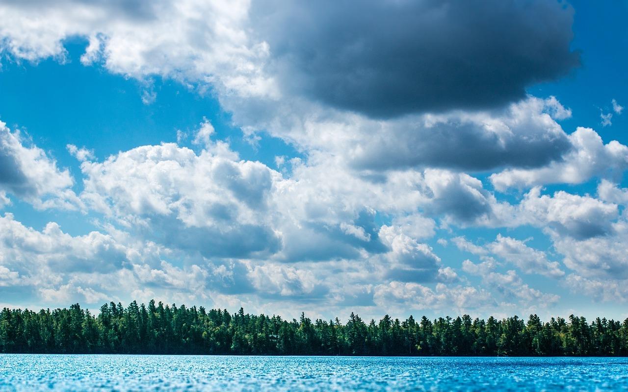 Картинки голубых небес