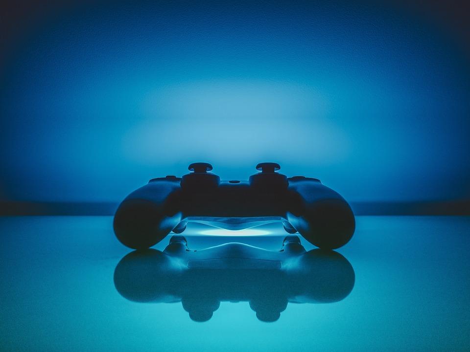 Ohjain, Videopelit, Pelaaminen, Playstation, Viihde