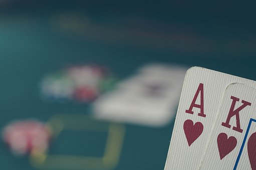 Poker, Cards, Ace, King, Casino
