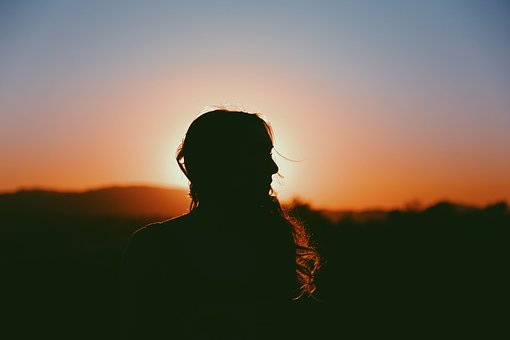 Image result for indian woman shadow bw