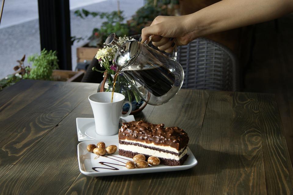 Kuchen Filter Kaffee · Kostenloses Foto auf Pixabay